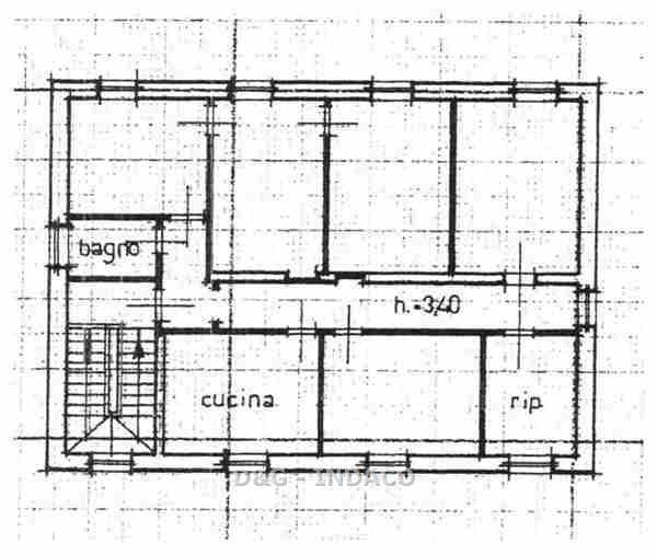 appartamento indipendente vendita grosseto centrale