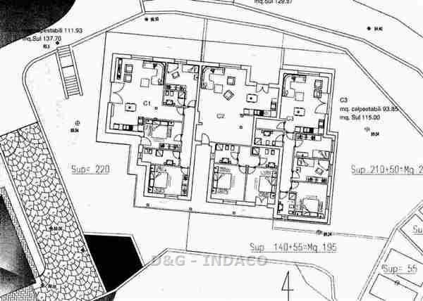 stabile palazzo vendita grosseto aurelia sud